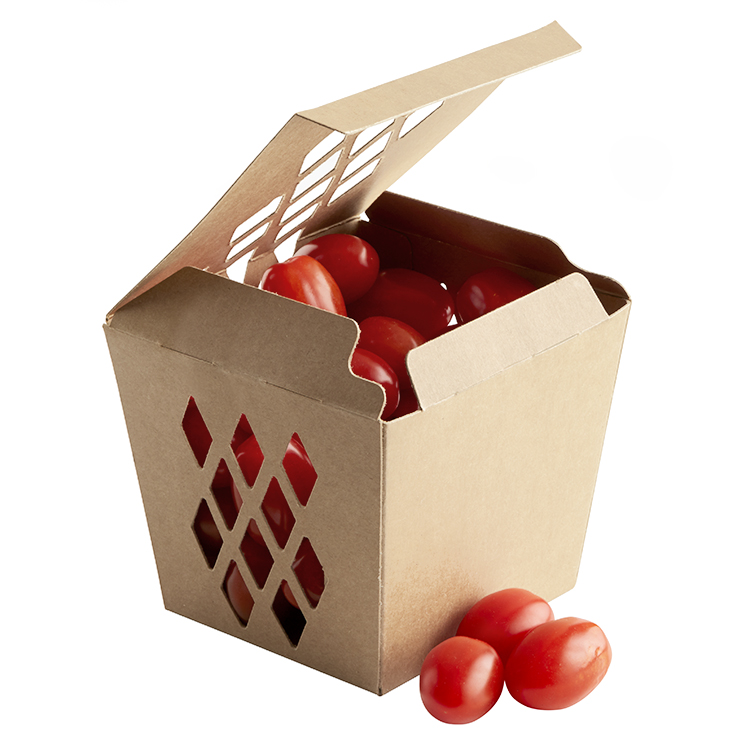 packaging for snack vegetables